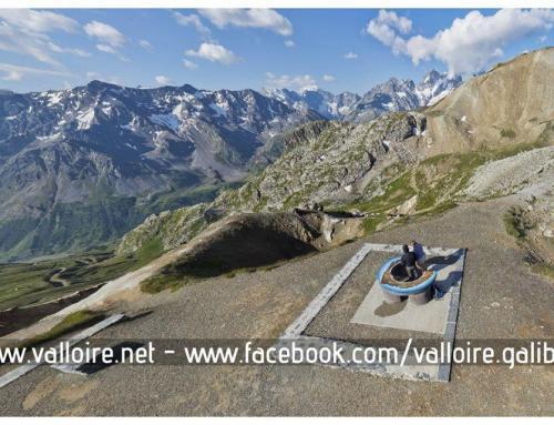 Col du Galibier geopend…