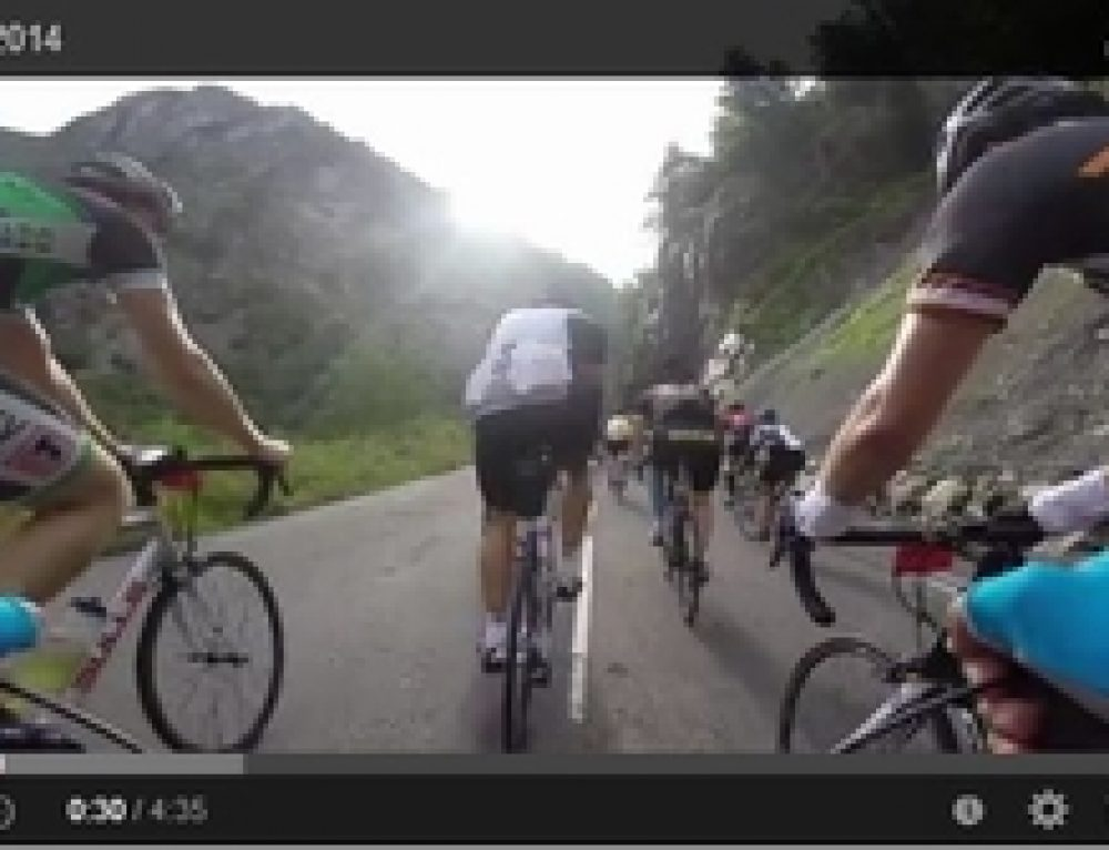Video impressie Marmotte 2014