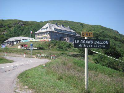 Grand Ballon Vogezen