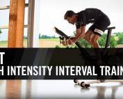 Hiit training fietsen