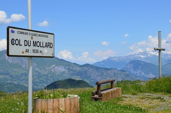 Top Col du Mollard