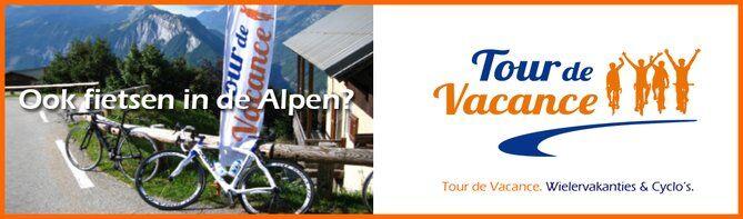 Tour de Vacance. Wielerreizen & Cyclo's