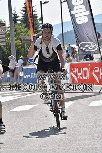 Finish Marmotte 2015 Sander Westerhout
