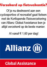 Fietsverzekering Allianz