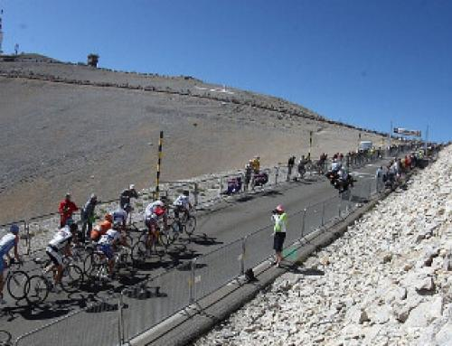 Granfondo Mont Ventoux Route 2016