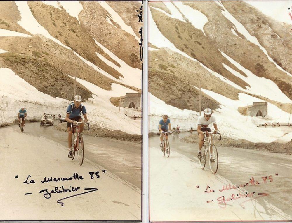 La Marmotte 1985  :  een verslag uit de beginjaren