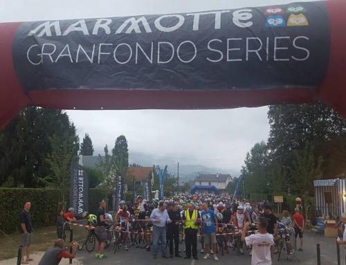 Marmotte Pyrénées – enthousiaste renners 1e editie