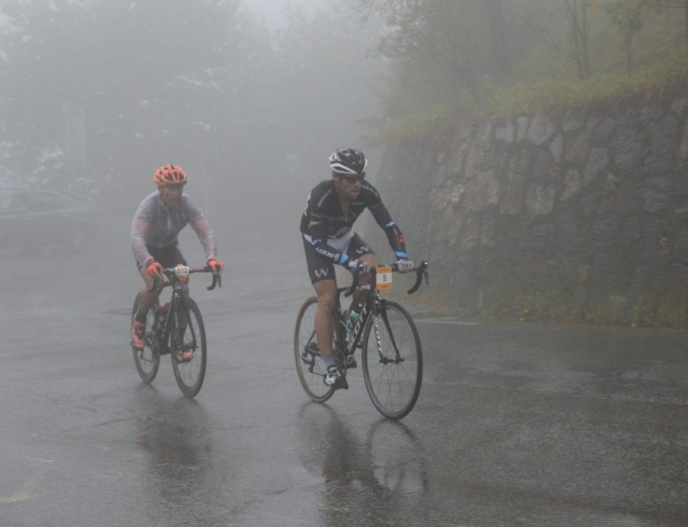 Barre omstandigheden in Granfondo Les 2 Alpes 2016