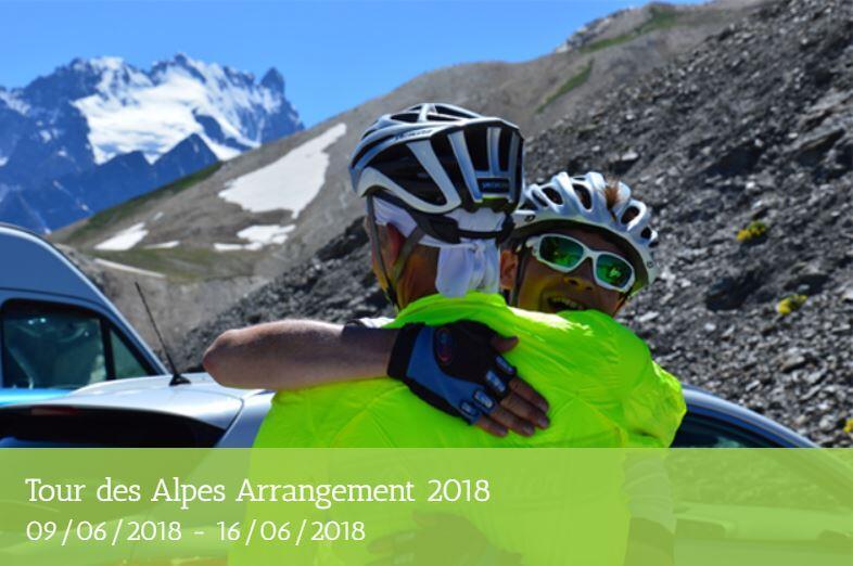 Tour des Alpes 2018