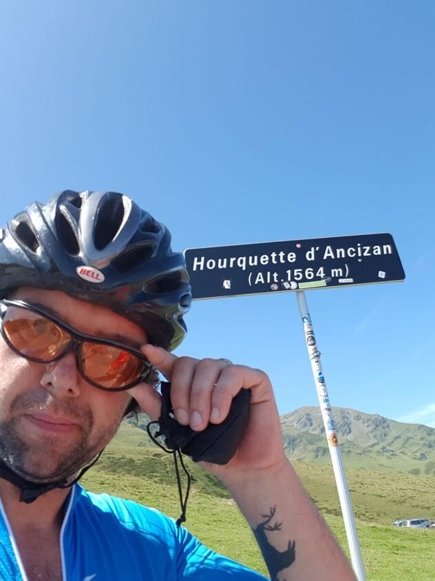 Marmotte Pyreneeën Tourmalet